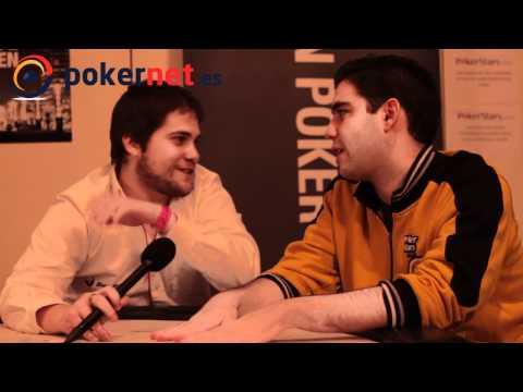 Entrevista a Jesús Cortés, subcampeón del PokerStars EPT de Barcelona 2010 - PokerNet.es