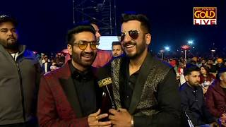Live Interaction with Preet Harpal & Satinder Sartaj | PTC Music Awards 2018