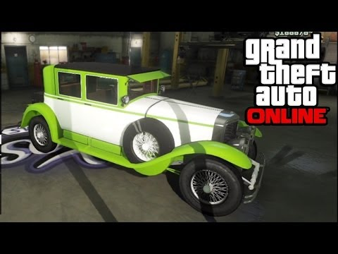 ★ GTA 5 - Albany Roosevelt Gameplay & Customization Guide!