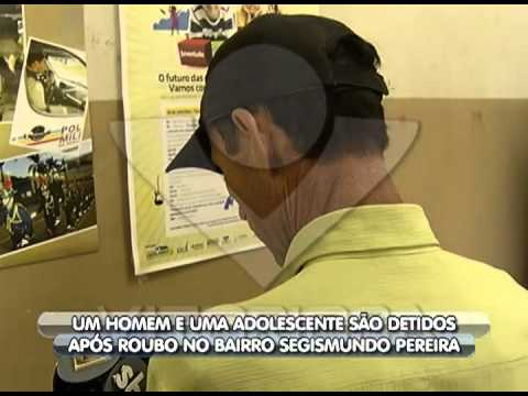 Casal é detido acusado de roubar R$ 23 de idoso