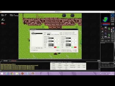 Tutorial Elfbot 8.54 (Crack, Healing, Hotkeys, Targeting, Cavebot e Ícones)
