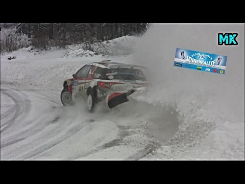 Jänner Rally 2015 Action