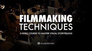 StudioBinder Presents: Filmmaking Techniques for Directors (Trailer)