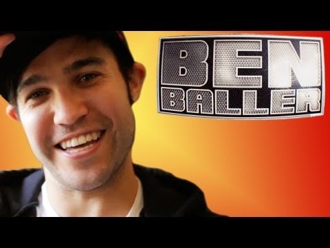 Ben Baller Makes $7,500 Custom 18kt Gold Initials For Fall Out Boy's Pete Wentz! (Episode 6)