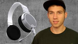 Skunk Juice Magnetic Headphones - First Look from CES 2012!