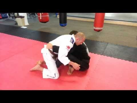 Brazilian Jiu-Jitsu Techniques for Open Guard with Alex Scott Image 1