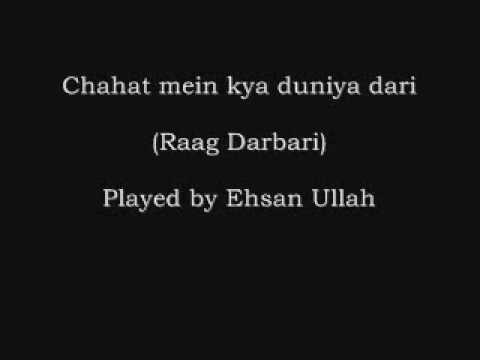 Chahat Mein Kya Duniya Dari (instrumental) video