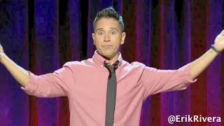 Comedian Erik Rivera: Interracial Marriage