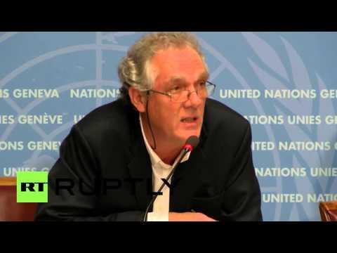 Switzerland: Assange's freedom of movement should 'be respected' - UN