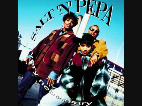 Salt 'N' Pepa feat. En Vogue - Whatta Man (AuDio) + Lyrics