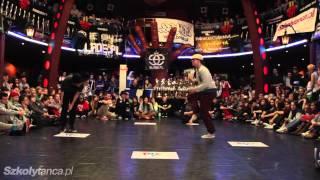 Finał LOCKING: Walka o 1 miesjce: Caro vs Sheva | Rytm Ulicy 2013