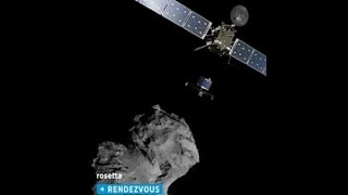 Discovery Science: В погоне за кометой: Розетта Landing on a Comet: The Rosetta Mission