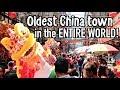 """PHILIPPINES """"CHINESE New Year 2018"""" in BINONDO! FIRECRACKERS EVERYWHERE!!"""