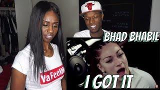 BHAD BHABIE - I Got It (Official Music video) | Danielle Bregoli - Reaction