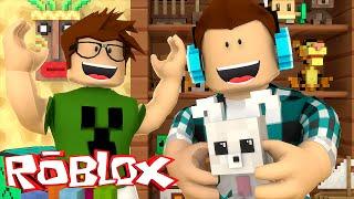 Roblox: CASA DE BRINQUEDOS!! ( Roblox Crazy FunHouse 2 )
