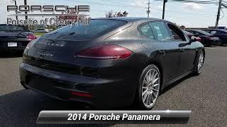 Certified 2014 Porsche Panamera GTS, Cherry Hill, NJ U7563
