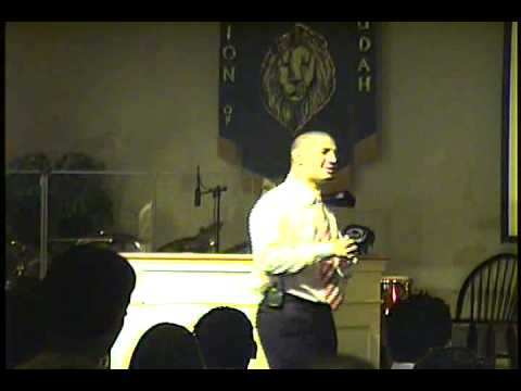 Israel Barreto, Iglesia Emanuel North carolina, Parte 6/9