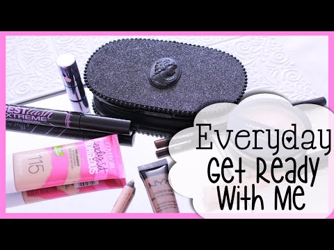 Get Ready With Me ♡ Everyday Quick Look ♡ aLoveTart