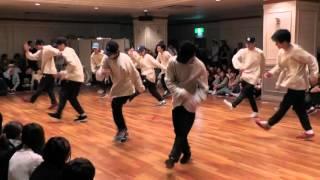 BREAKING / D-mc 立教大学ダンスサークル 新歓 2016