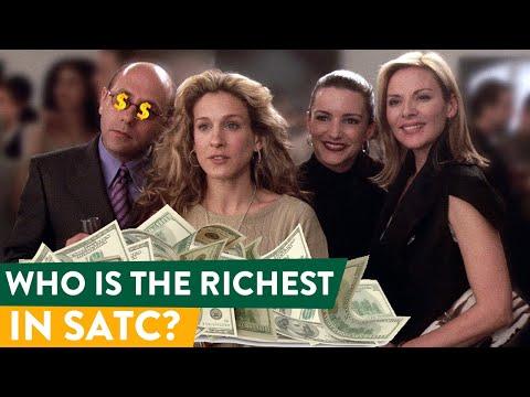 Sex And The City: Net Worth Revealed! |⭐ OSSA Radar
