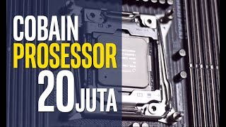 #112 i9 9900k vs i9 9940X test prosessor SULTAN