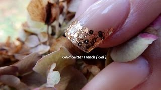 BEGINNERS Gel Nail Tutorial ----- Step by Step ---- Using a NAIL TIP