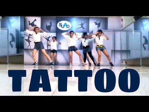 Tattoo ABCD 2 Lauren Gottlieb   Dance Choreography