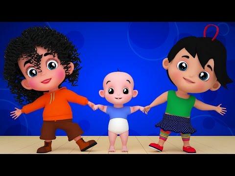 Junior Squad | Kids Nursery Rhymes | chubby cheeks rhyme | kids tv songs | kids song