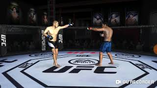 UFC mobile : khabib