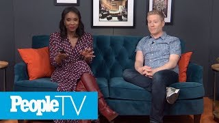 Anthony Rapp About On Working With Ron Howard On 'A Beautiful Mind' | PeopleTV