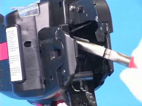 Wi�zarka do zbrojenia RB397 japo�skiej firmy MAX to 2000 wi�za� z jednego �adowania. Nowy typ baterii Li-Ion - czas �adowania tylko 30 minut; brak efektu pam...