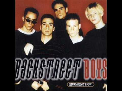 Backstreet Boys - Just to be Close to You