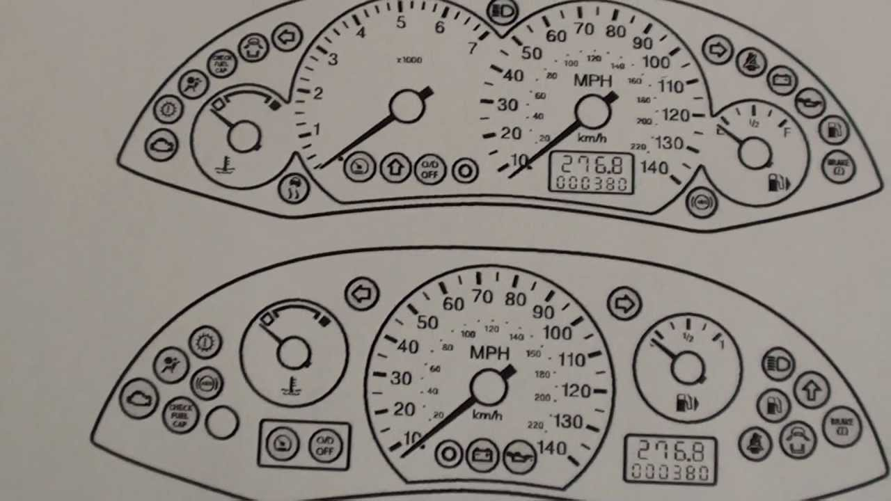 2000 Ford Explorer Fuse Diagram
