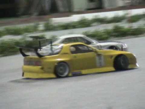BB-Style RC Drift car雄志選手