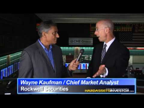 Video: Rockwell Securities' Chief Market Analyst Says Gold Needs To Break $1,400 For Bullish Signal
