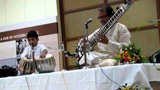 Bengali Folk composition(Bhatiali)-Pt. Nayan Ghosh and Ishaan