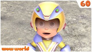 Timbaktoon's Genie | Vir The Robot Boy in English | Action Cartoon for Kids | Wow World