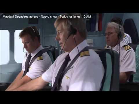 Mayday! Catrastrofes Aereas: El Titanic del Aire