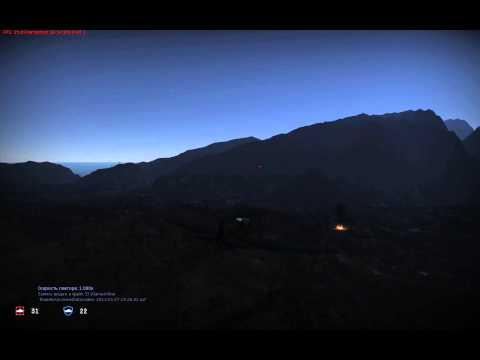 War Thunder: ночная дуэль ЛАГов на ракетах