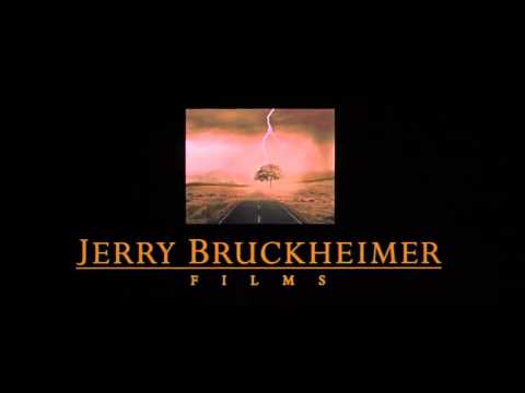 Jerry Bruckheimer Films 1997 Prototype Logo with lighting sound effects