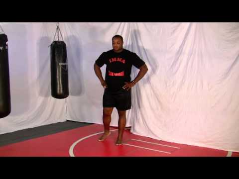 IMMA Cardio & Stance Part 4 of 9 - MMA Fight Training Image 1