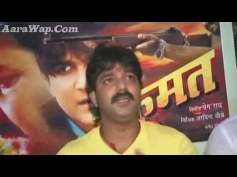 Pawan Singh New Bhojpuri Movie Hukumat Interview