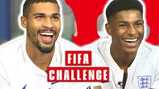 Oh my God Im on Flames! | Rashford vs RLC on FIFA 19 Survival Mode | FIFA Challenge