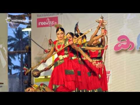 School Kalolsavam 2015 - Sanga Nirtham video