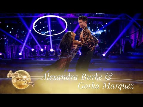 Alexandra & Gorka Rumba to 'Halo' by Beyoncé - Strictly Come Dancing 2017