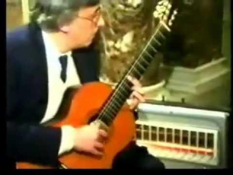 Isaac Albeniz - Zambra Granadina guitarra: César Amaro