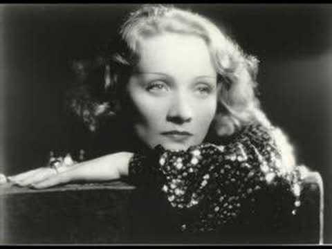 Marlene Dietrich - Ich hab
