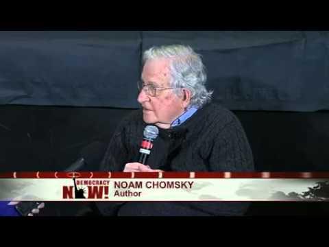 Harvard University: Dirty Wars - Noam Chomsky and Jeremy Scahill