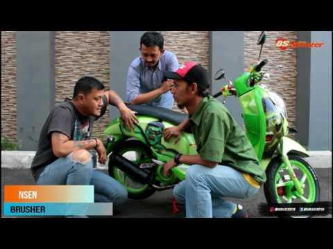[WEVI]: Modif Honda Scoopy - HULK Masa Kini
