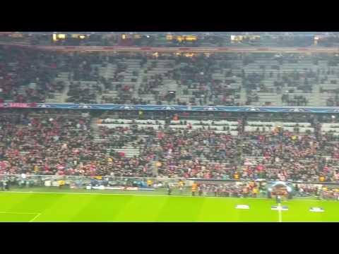 Allianz arena Bayern Juventus
